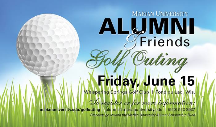 2018 Alumni & Friends Golf Outing