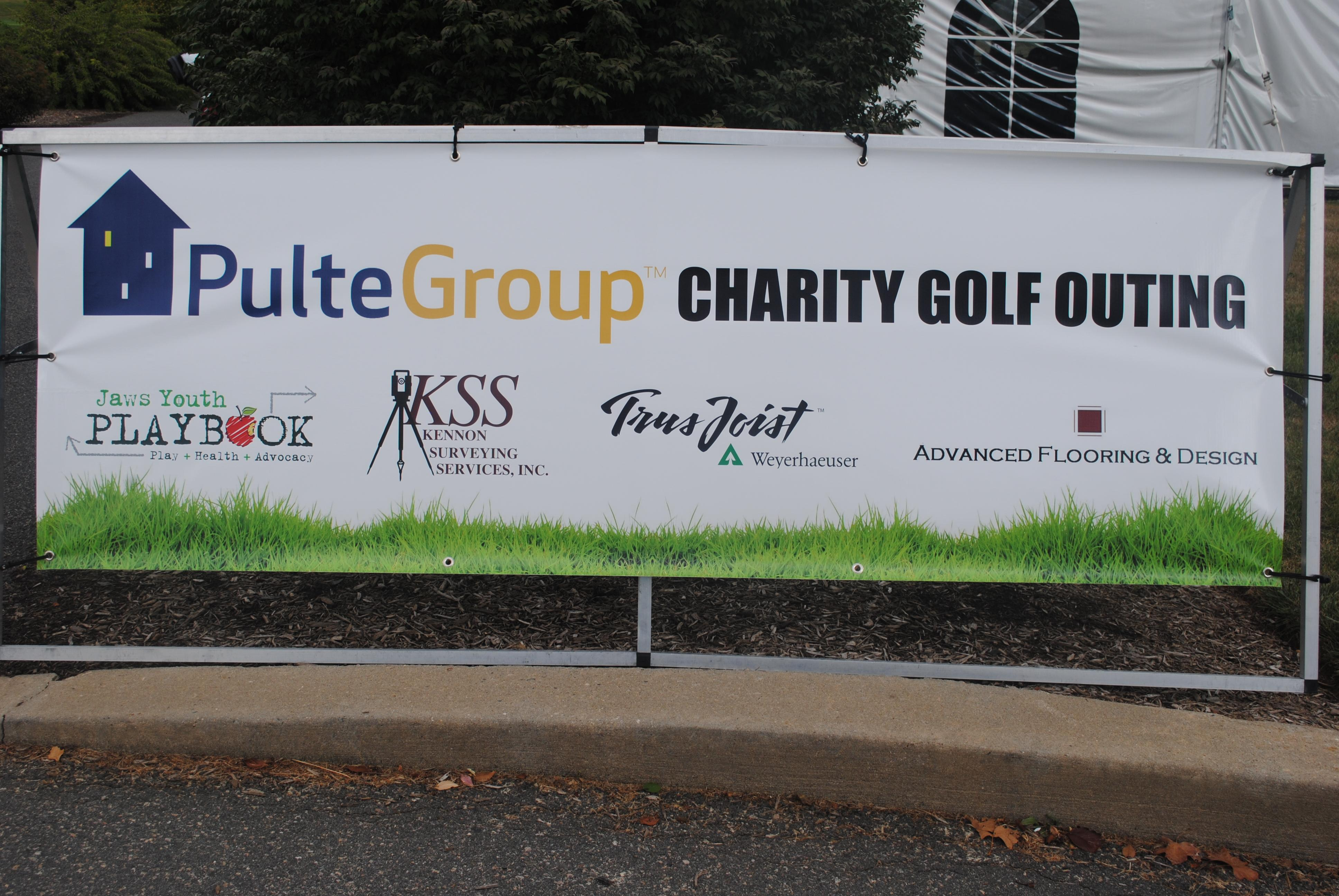 2018 Pulte Group Charity Golf Tournament / Jaws Youth Playbook