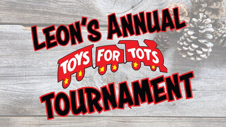 Leon's Annual Toys for Tots Golf Tournament