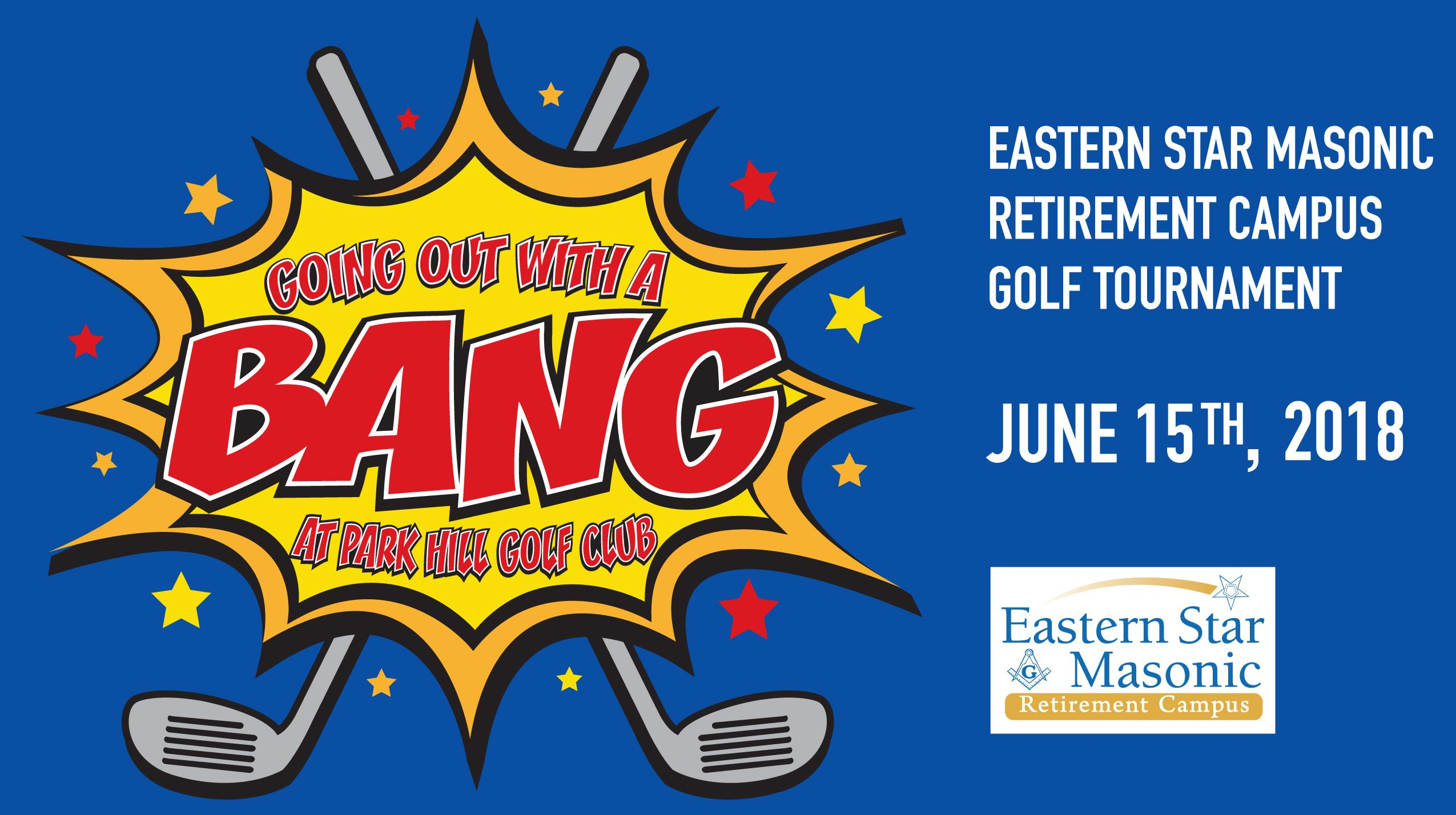 Eastern Star Masonic Retirement Campus Annual Golf Tournament