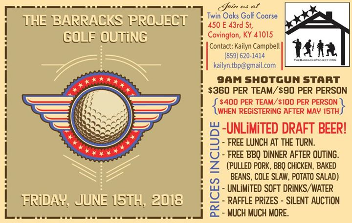 3rd Annual Golf Outing