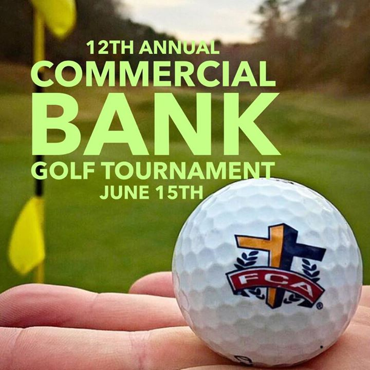 12th Annual Commercial Bank Golf Tournament