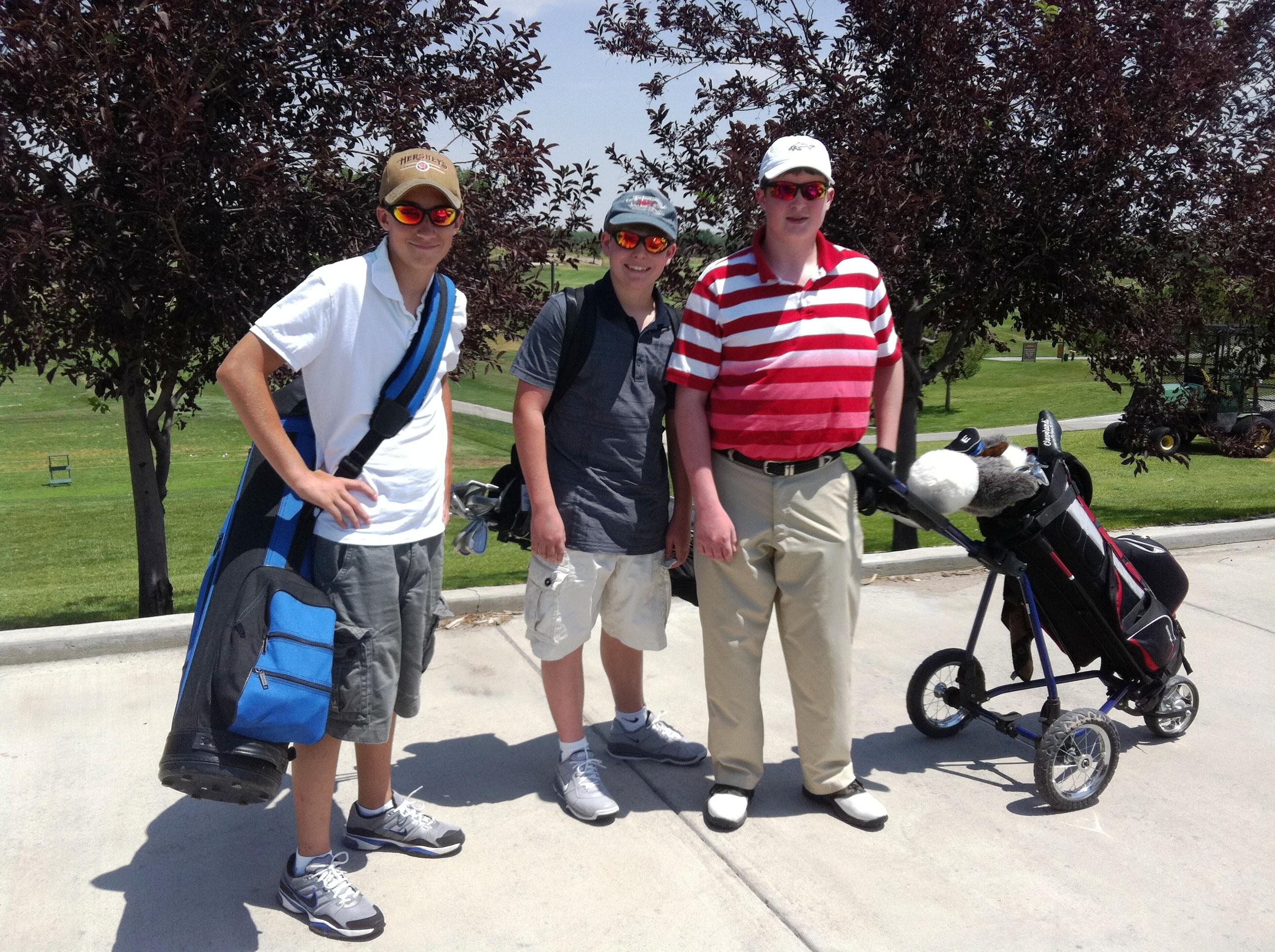 2nd Annual Dalton's Moon Golf Tournament and Online Auction
