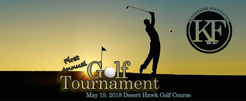 First Annual Kinderkirk Foundation Golf Tournament