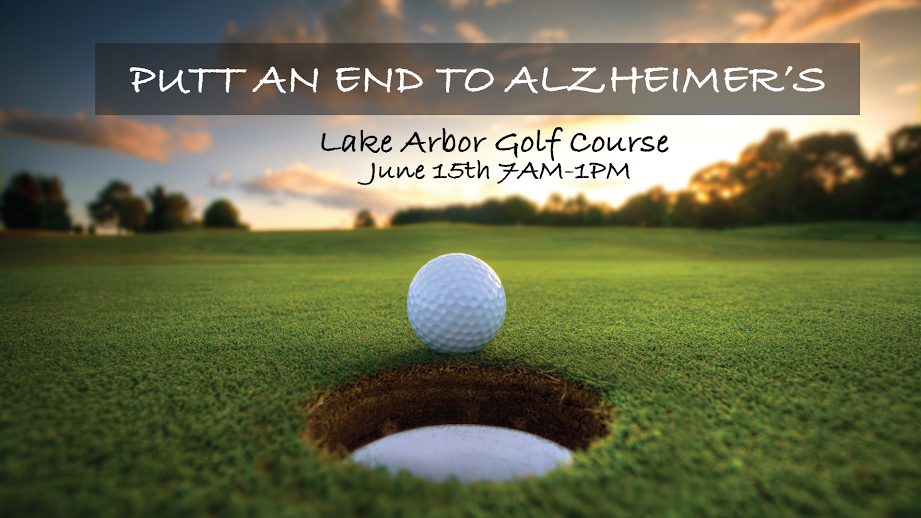 Putt and End to Alzheimer's