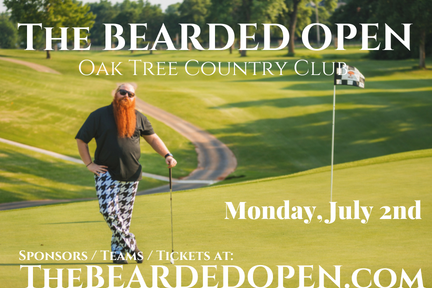 The BEARDED OPEN, Charity-AM Golf Scramble