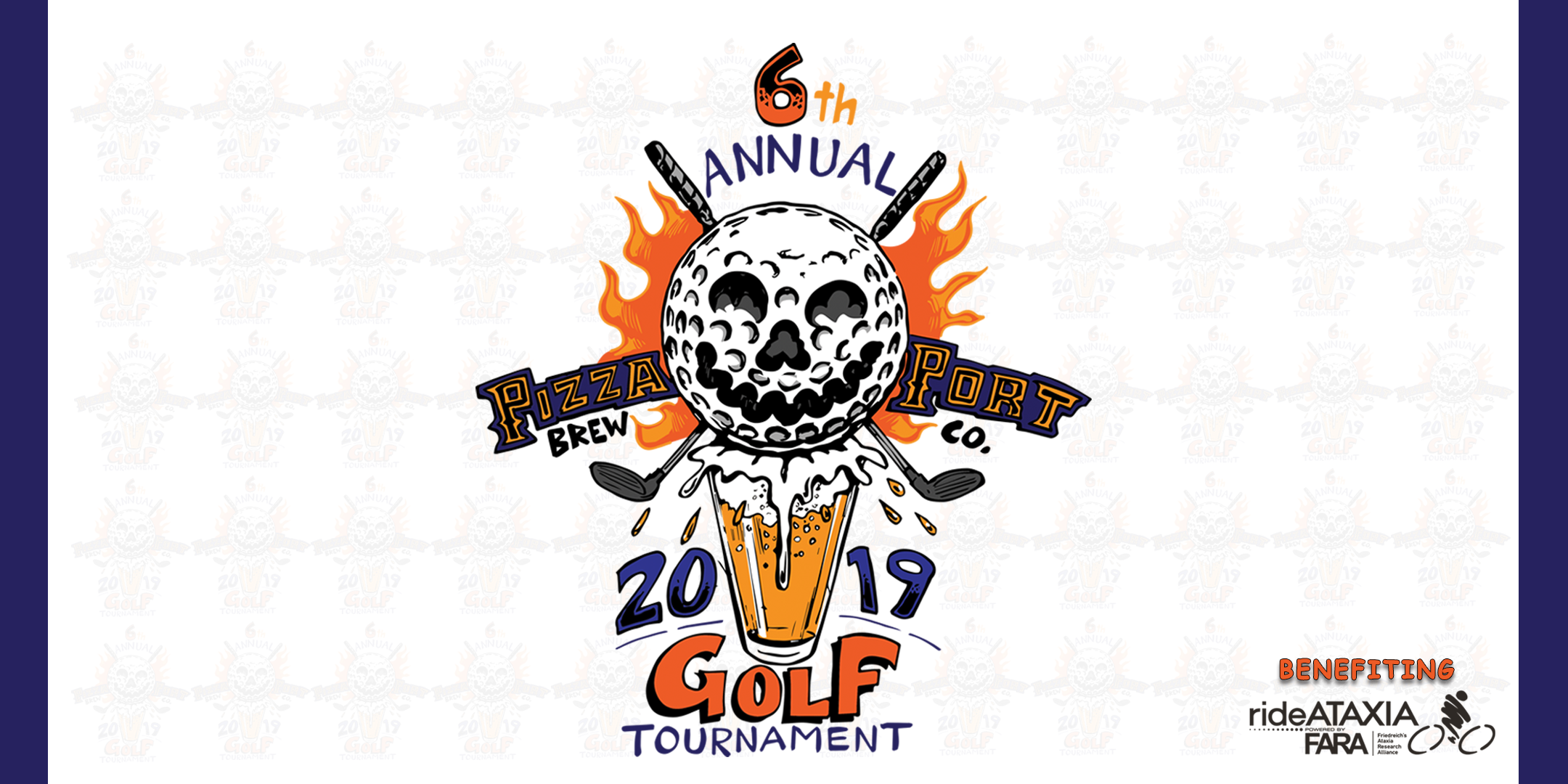 6th Annual Pizza Port Golf Tournament