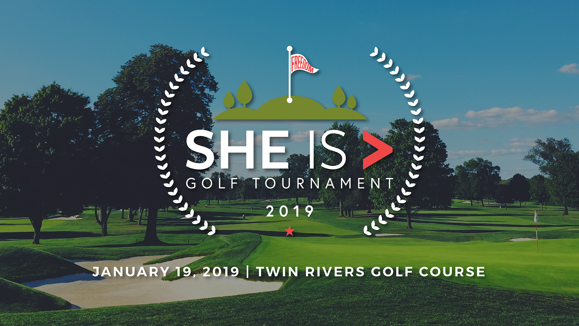 She is More Than Golf Tournament 2018