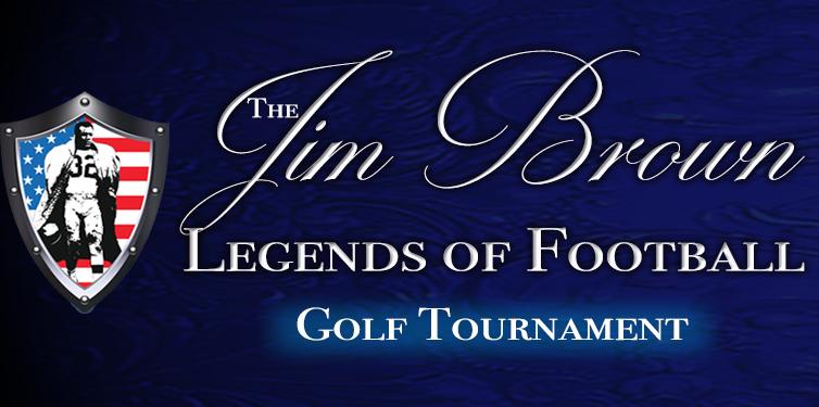 Jim Brown's Legends of Football Golf Tournament