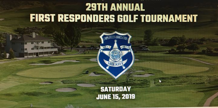 First Responders Golf Tournament