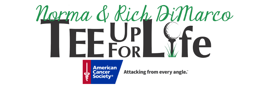 Norma & Rich DiMarco Tee Up for Life - American Cancer Society 2019
