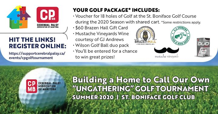 "CPMB ""Un-Gathering"" Golf Tournament"