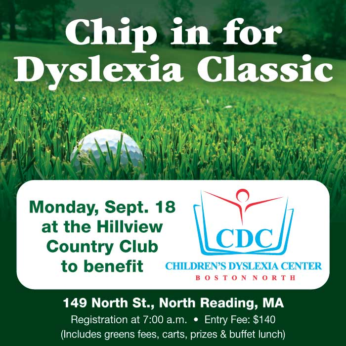 Chip in For Dyslexia Classic