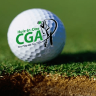 CGA Hole-In-One & Promotions